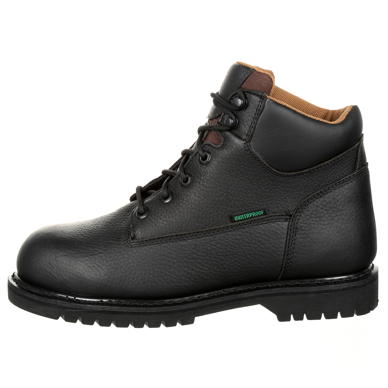 da783d6e77d Lehigh Safety Shoes Men's Steel Toe Puncture Resistant Electrical Hazard  Work Boot