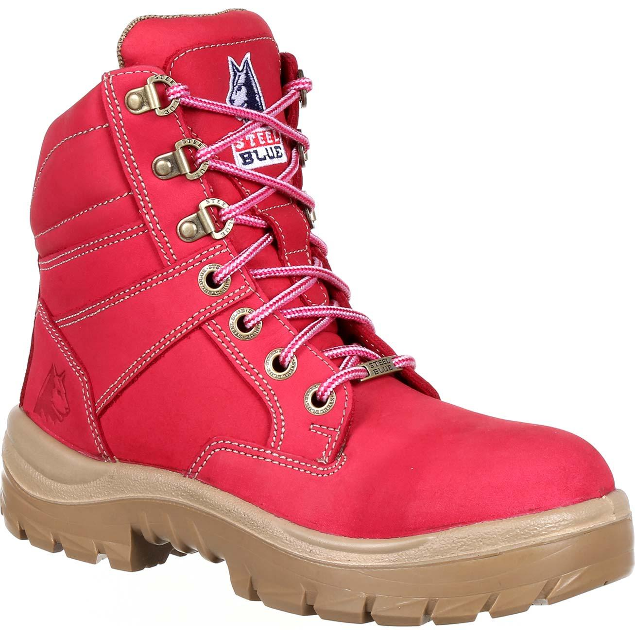 398302a8980 Steel Blue Southern Cross Women's Steel Toe Static-Dissipative Work Boot