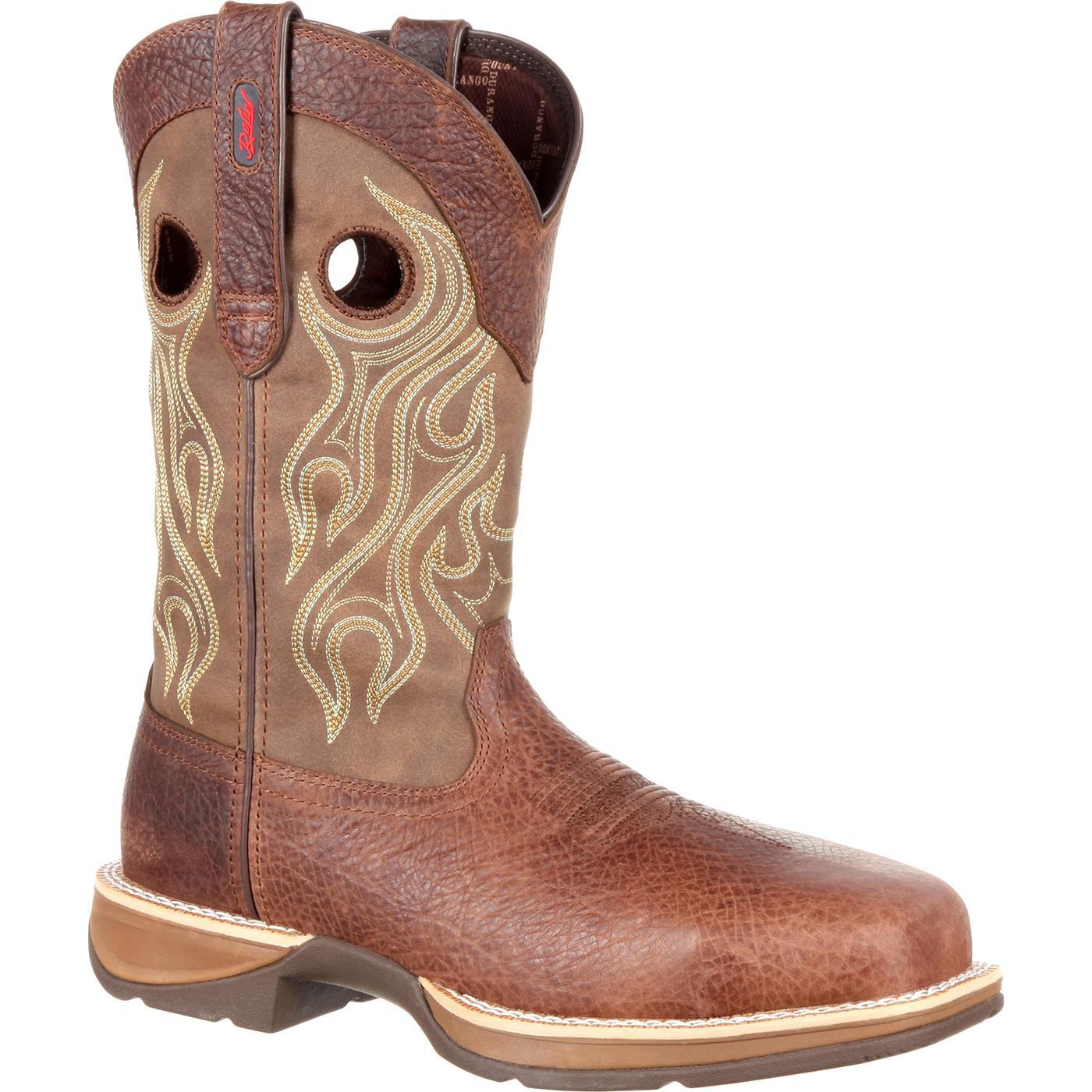 9400726344c Rebel by Durango Composite Toe Waterproof Western Boot