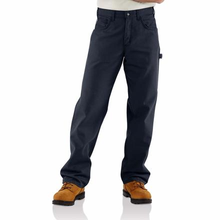 Carhartt Flame-Resistant Loose Fit Midweight Canvas Jean