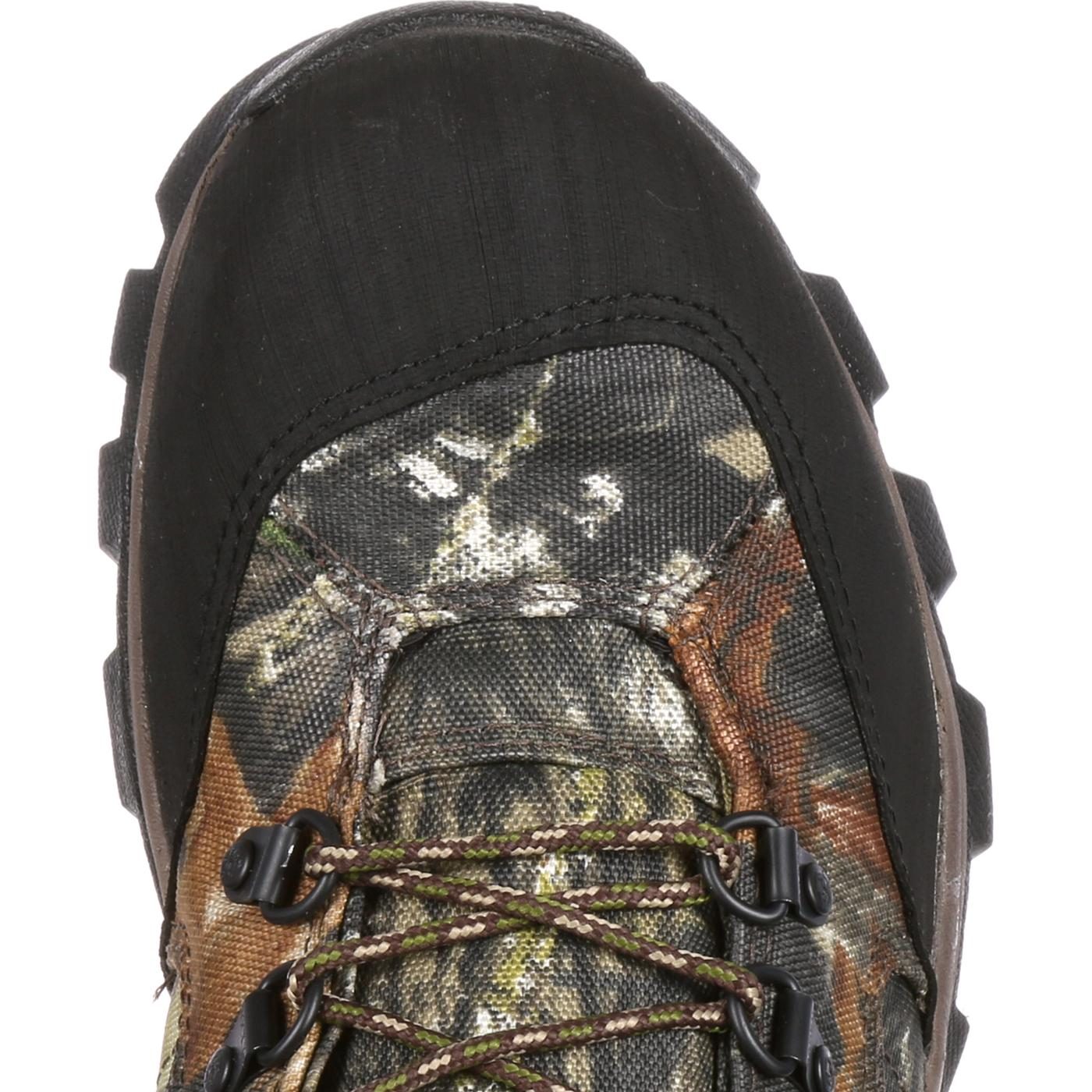 534f0056d72 Waterproof Camouflage Snake Boot