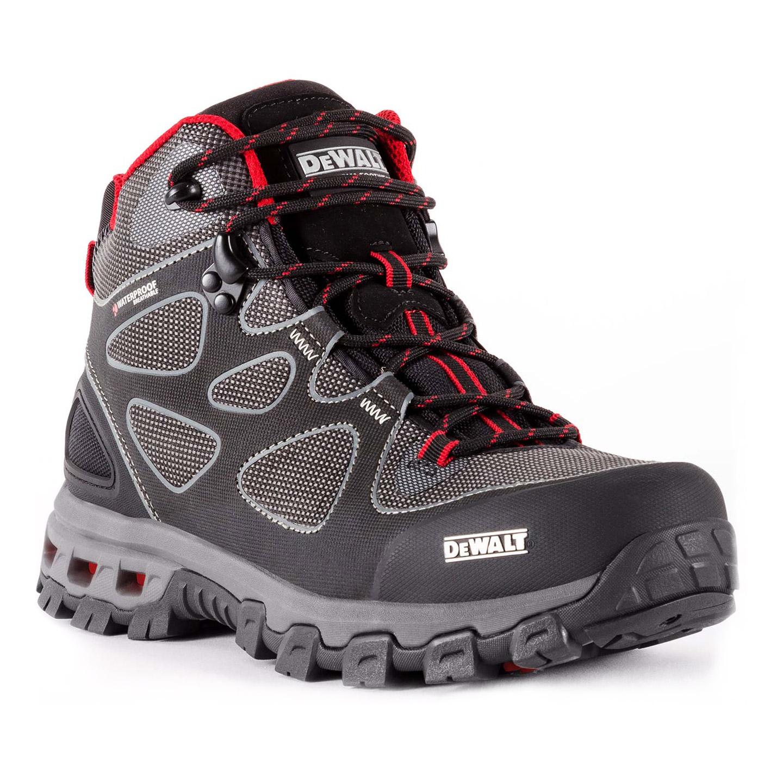 8baff2d31dc DEWALT® Lithium Men's Steel Toe Waterproof Work Hiker