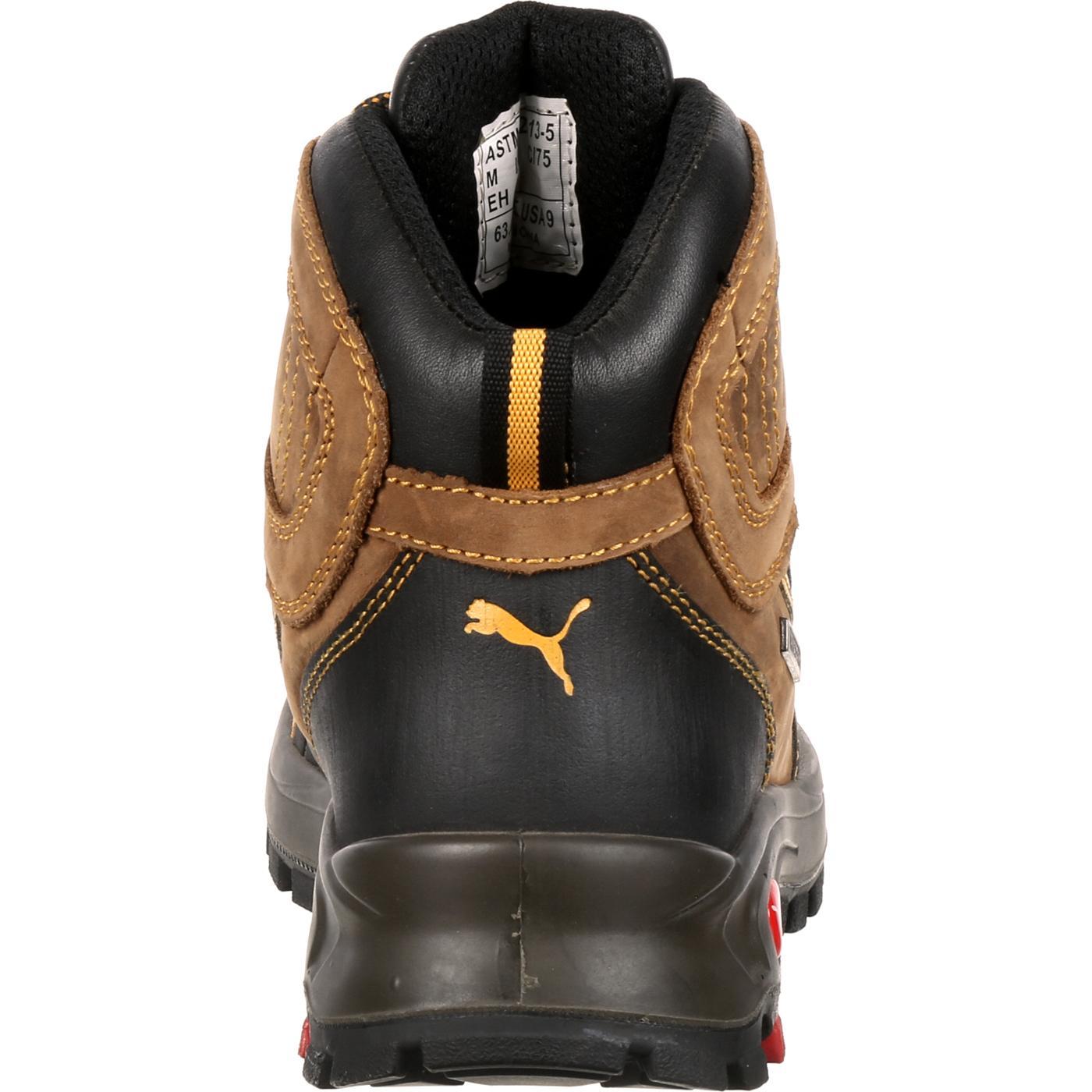 9fd70fbfdfe1 Puma Sierra Nevada Composite Toe Waterproof Hiker Work Shoe