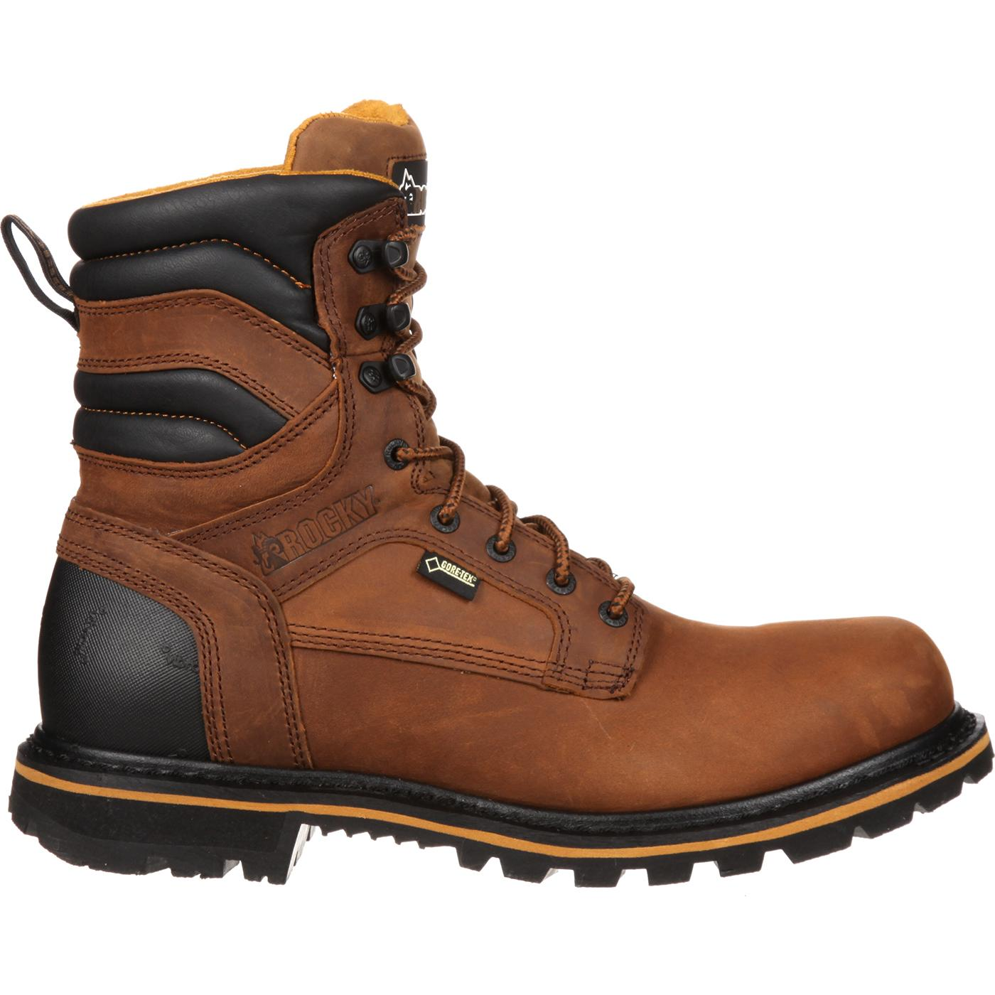 Gore Tex Waterproof Work Boots Rocky Governor Rkyk003