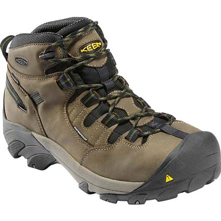 KEEN Utility® Detroit Steel Toe Waterproof Work Hiker, , large