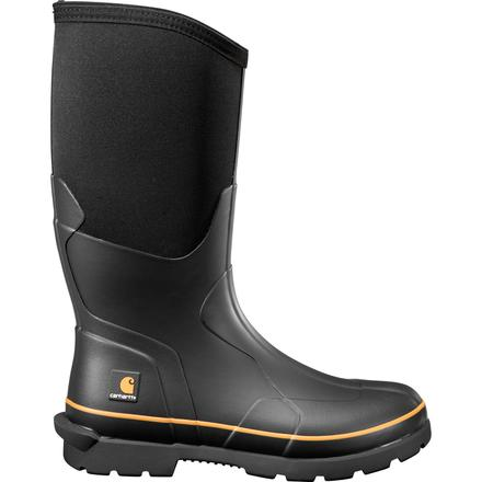 Carhartt Mudrunner Men's 15-inch Carbon Nano Toe Electrical Hazard Waterproof Rubber Work Boot, , large