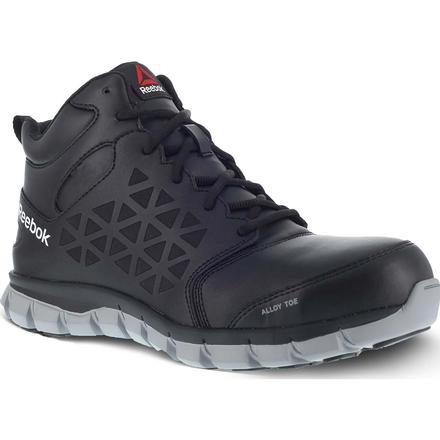 7e5a4ab55e2 Reebok Sublite Cushion Work Alloy Toe Electrical Hazard Athletic Work  ShoeReebok Sublite Cushion Work Alloy Toe Electrical Hazard Athletic Work  Shoe