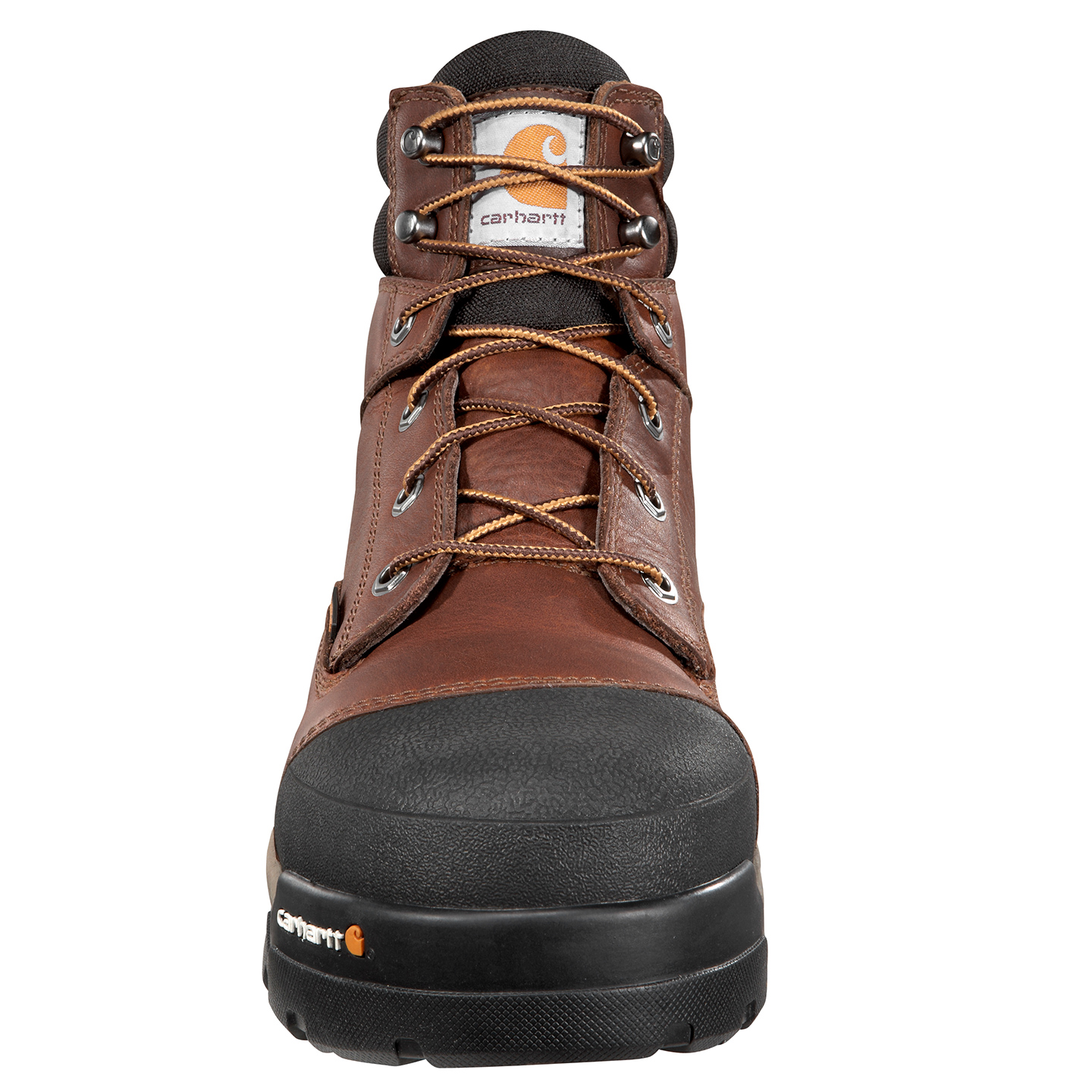 70b1435fce Loading zoom. Carhartt Ground Force Men's Composite Toe Waterproof  Electrical Hazard Brown ...