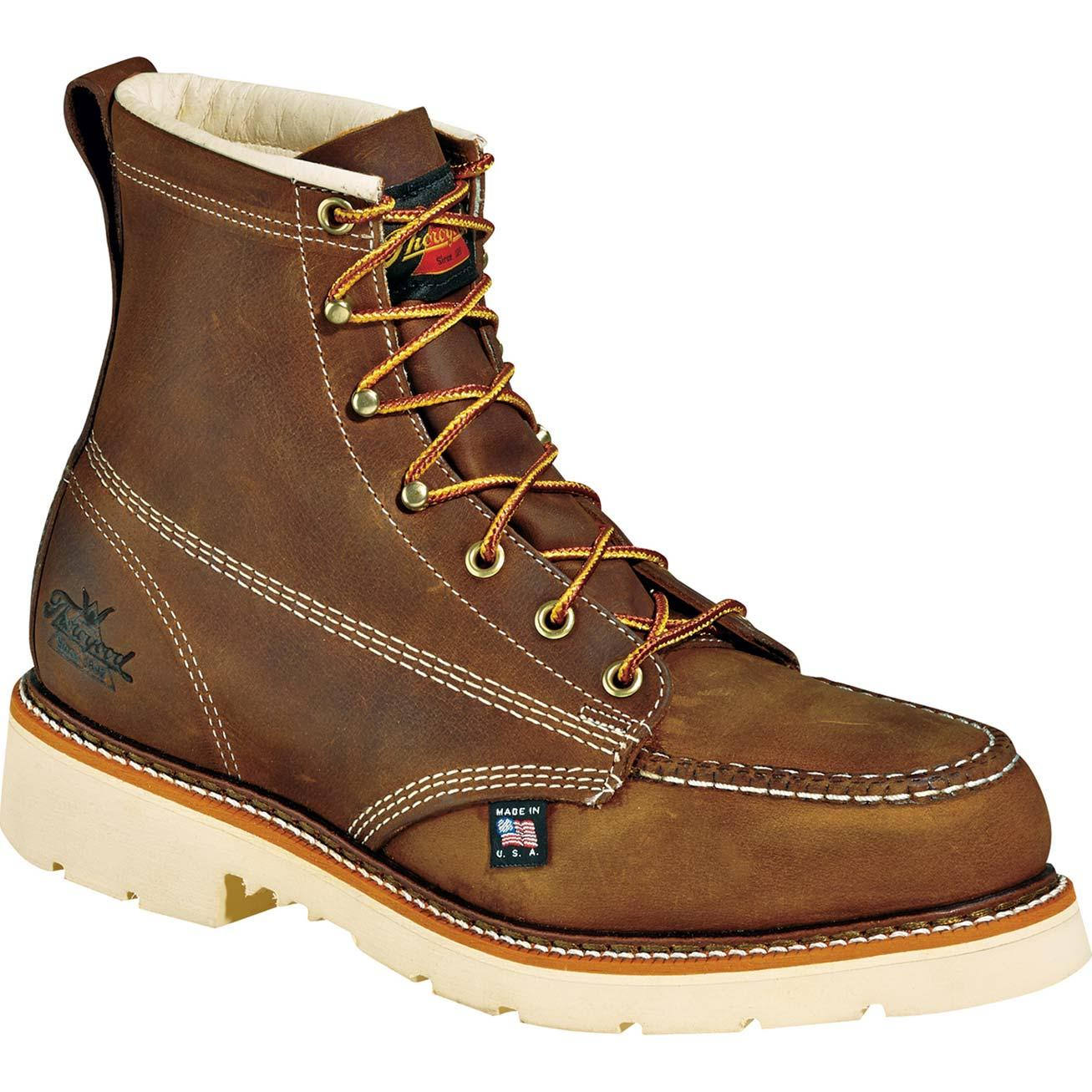 American Made Steel Toe Shoes