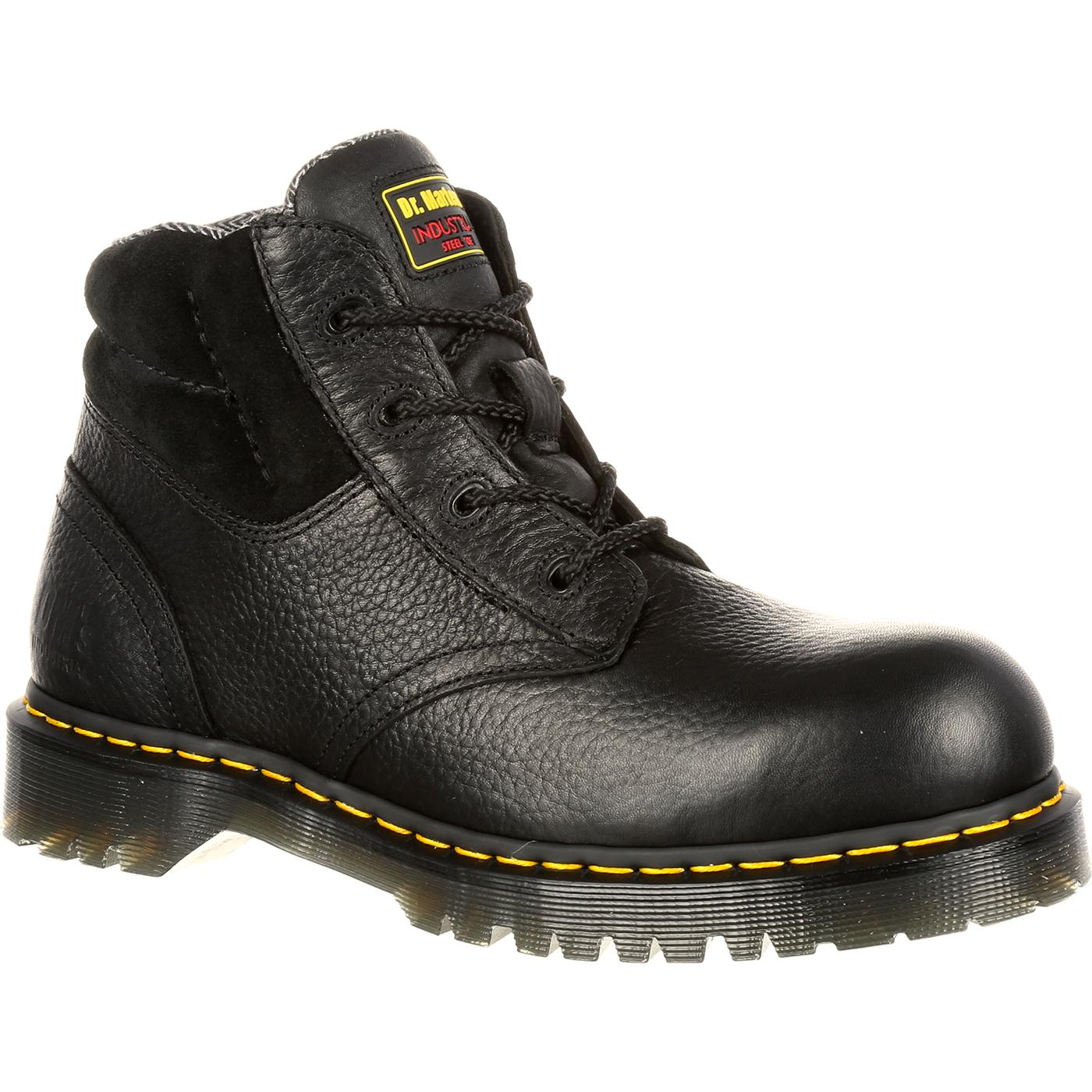 db6b52d9e38 Dr. Martens Icon Unisex Steel Toe Lace-Up Work Boot