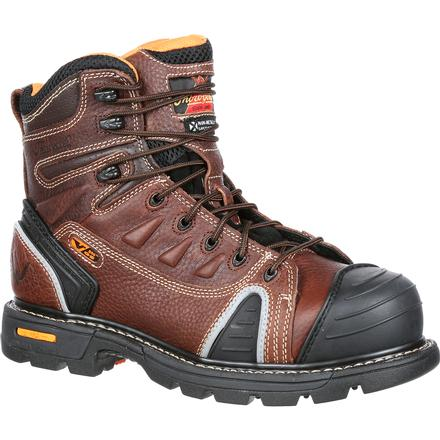 Thorogood Gen Flex2 Composite Toe Lace-to-Toe Work Boot