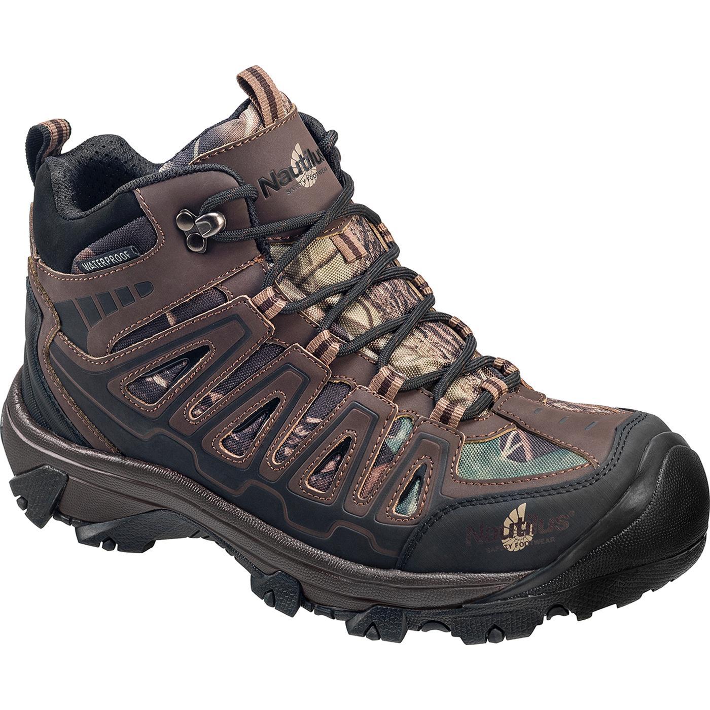 Carhartt Men S Hiker Waterproof Work Shoes