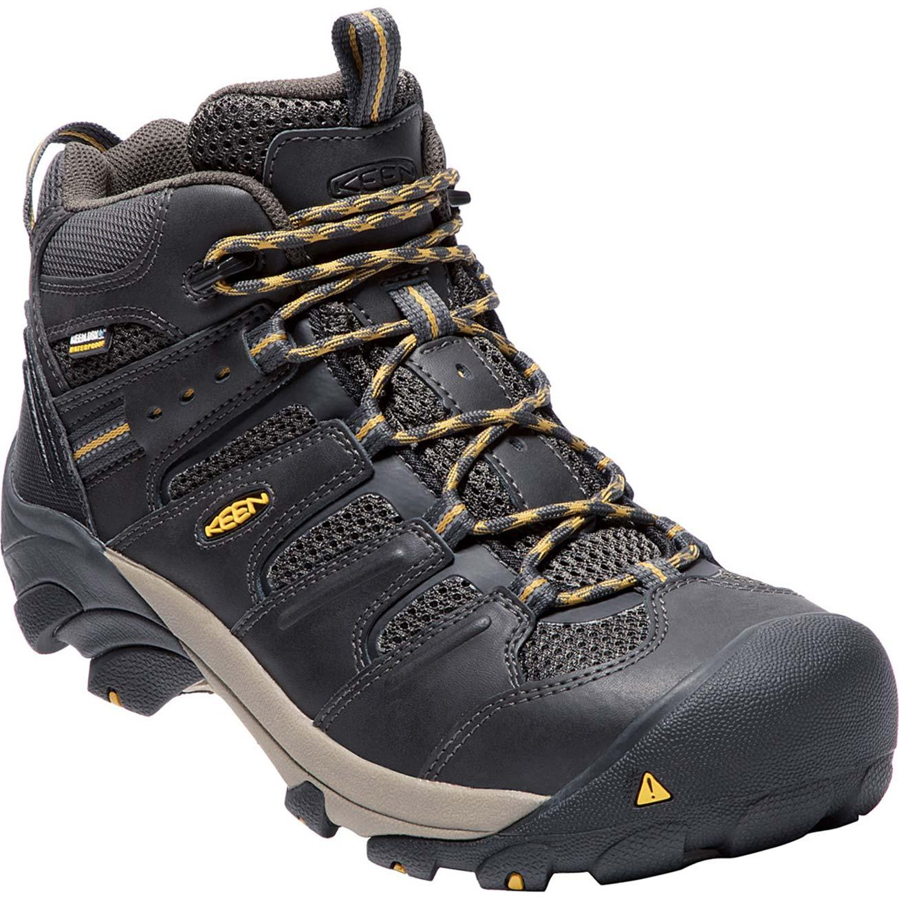 05d2bcbed778 KEEN Utility® Lansing Mid Steel Toe Waterproof Work ShoeKEEN Utility® Lansing  Mid Steel Toe Waterproof Work Shoe