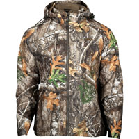 Rocky Camo Insulated Packable Jacket, Realtree Edge, medium