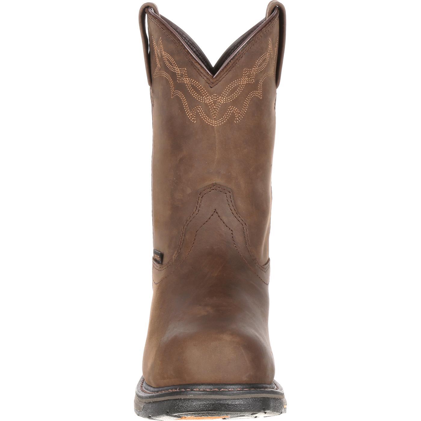 cbb900fa088 Ariat WorkHog H2O Composite Toe Waterproof Western Work Boot