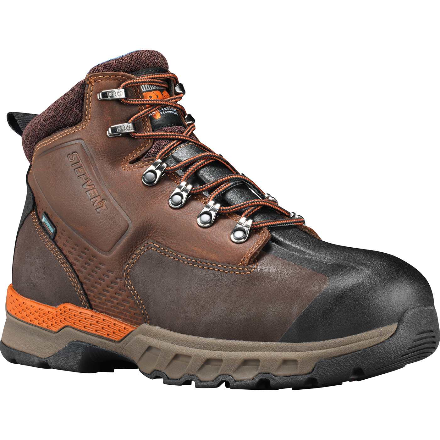 c956e4397bf Timberland PRO Downdraft Men's 6 inch Alloy Toe Electrical Hazard  Waterproof Work Hiker