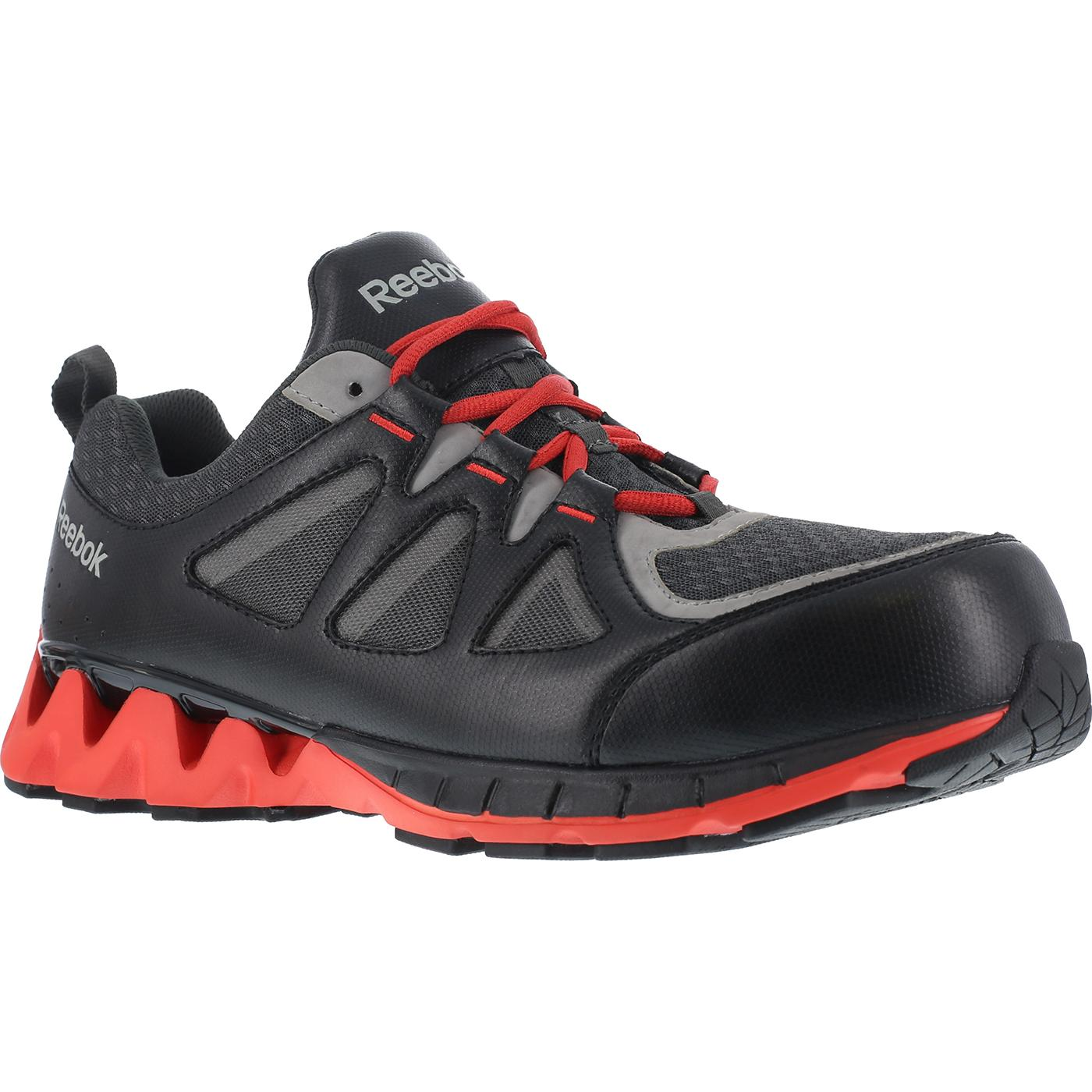 c40478dbe12b23 Reebok Zigkick Work Composite Toe Static-Dissipative Work Athletic  OxfordReebok Zigkick Work Composite Toe Static-Dissipative Work Athletic  Oxford