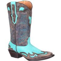 Durango Dream Catcher Women's Wingtip Western Collar Boot, , medium