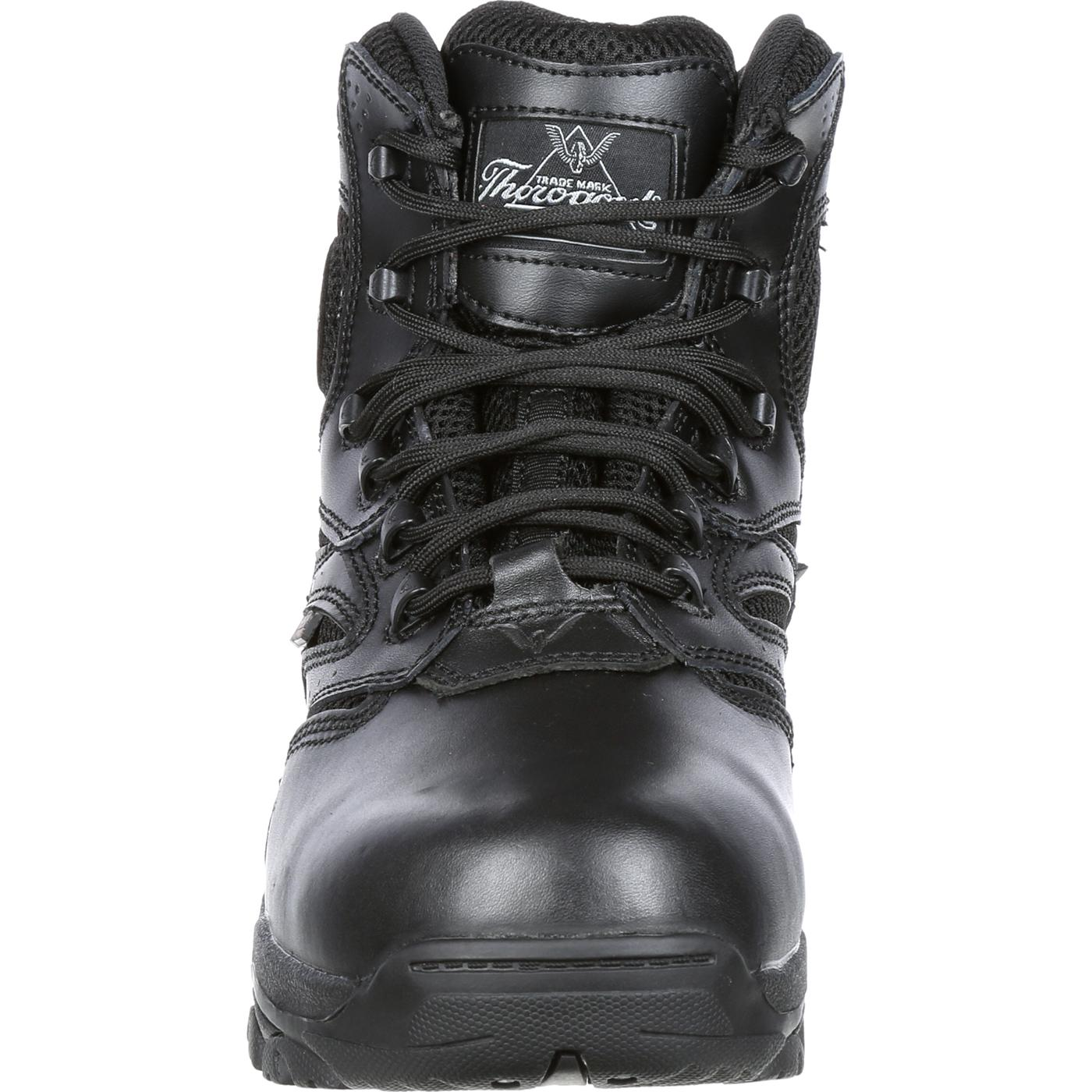 064583d7728 Thorogood The Deuce Composite Toe Waterproof Side-Zip Uniform Boot