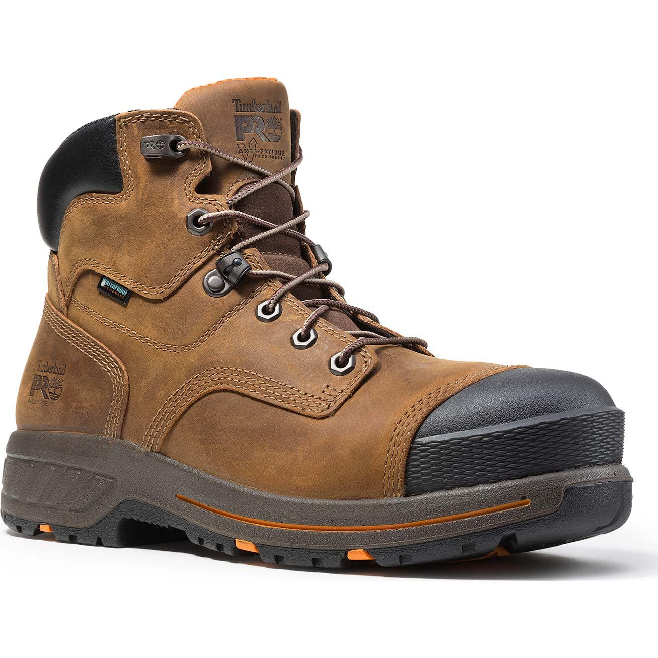 Timberland Pro Helix Hd Composite Toe Waterproof Work Boot