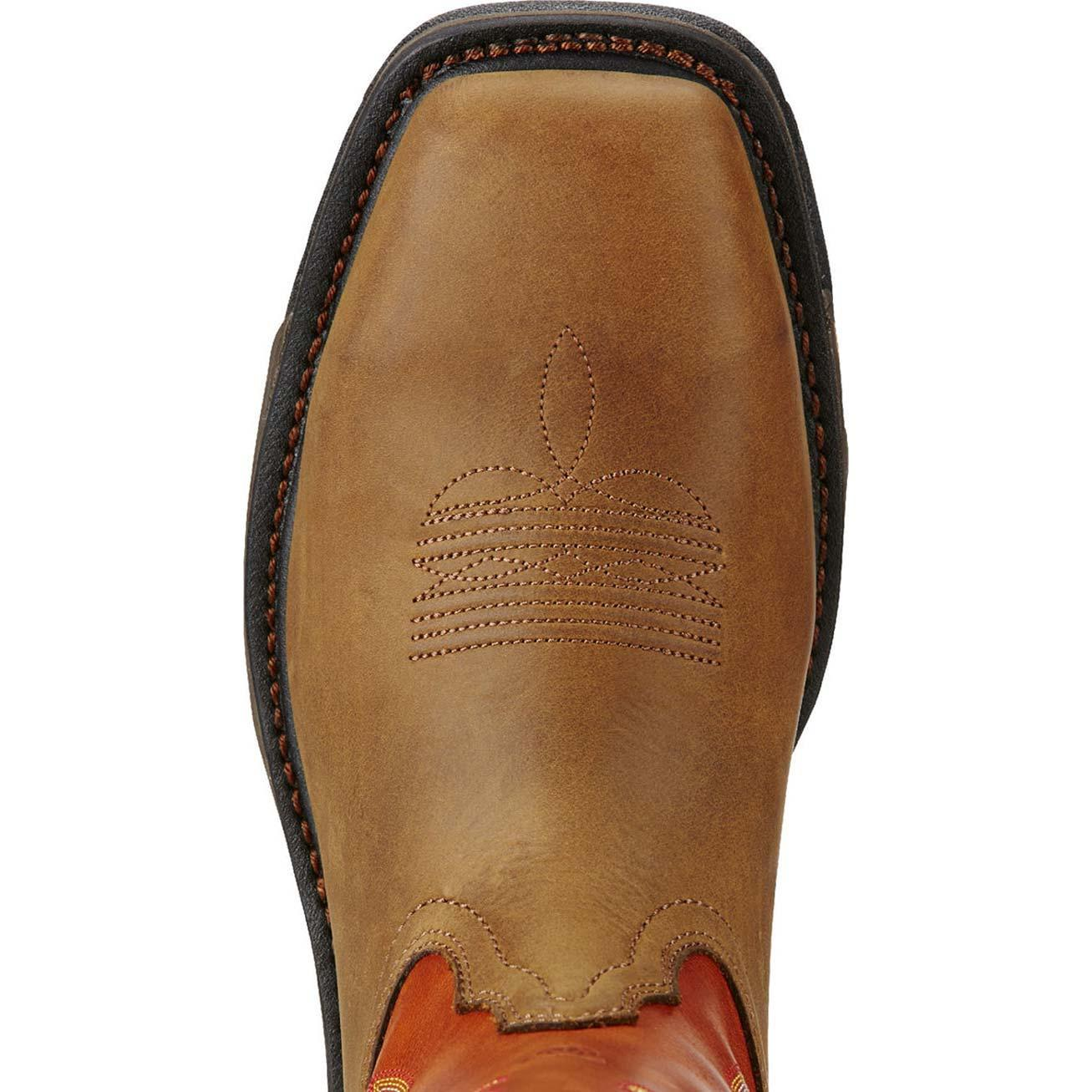 c74242e00b1 Ariat Workhog Composite Toe CSA-Approved Puncture-Resistant Western Work  Boot