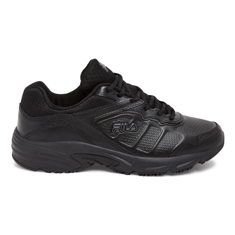 30aa9f6f5e Fila Memory Runtronic Women's Slip-Resistant Work Athletic Shoe