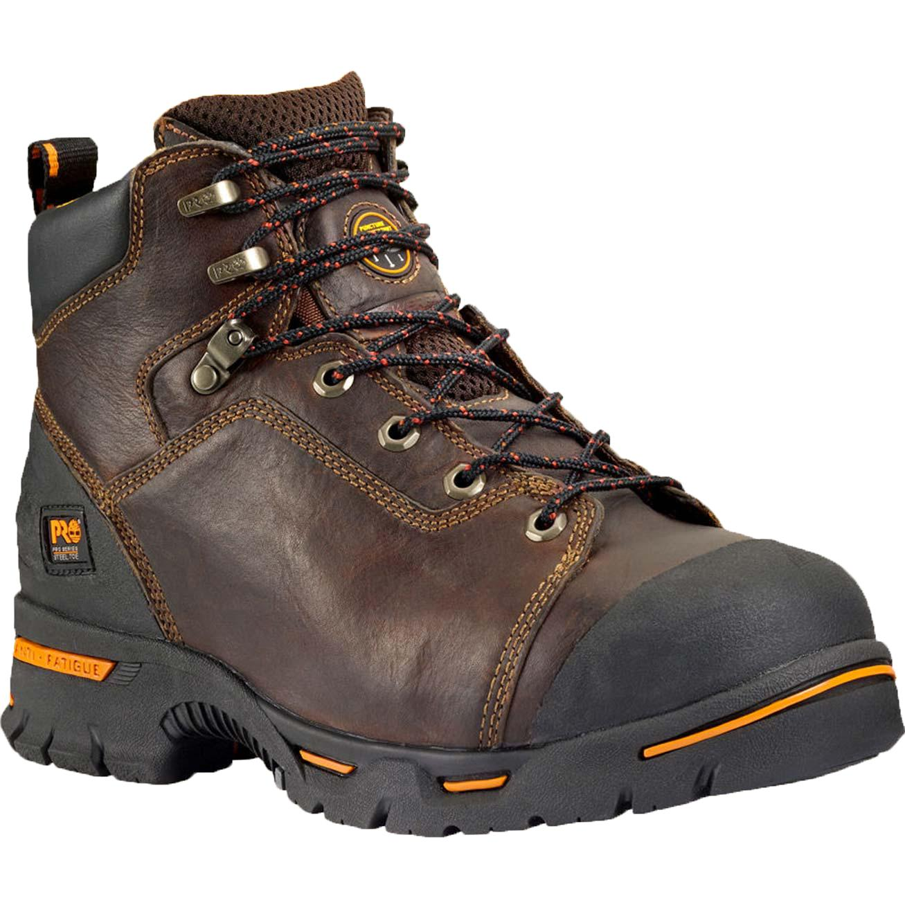 timberland pro endurance steel toe puncture resistant
