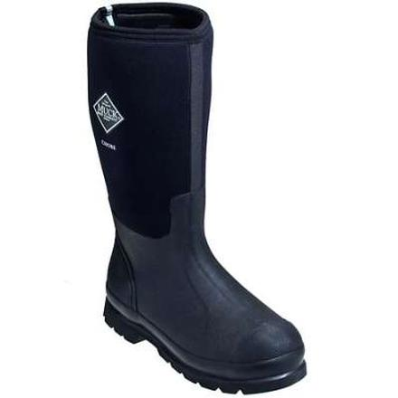 Muck Boots Chore Classic Steel Toe Waterproof Insulated Work Boot