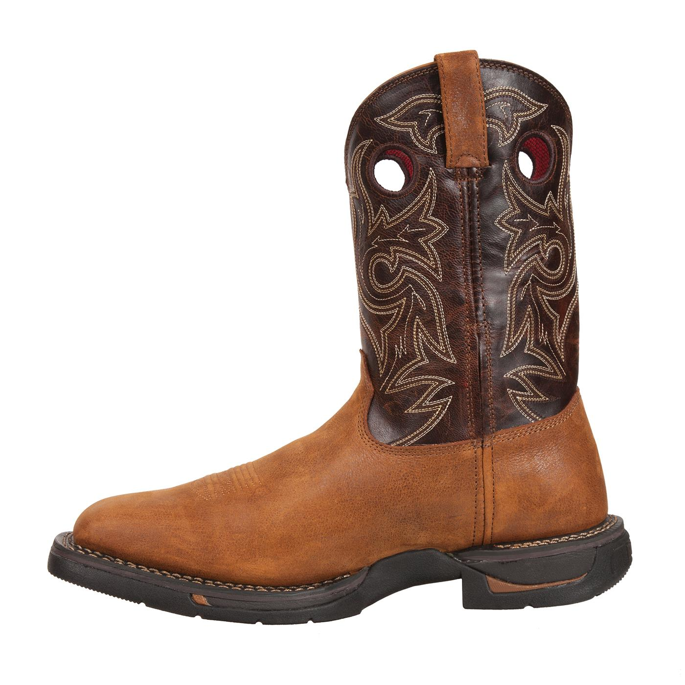 These Rocky Long Range Western Boots Have A Handsome