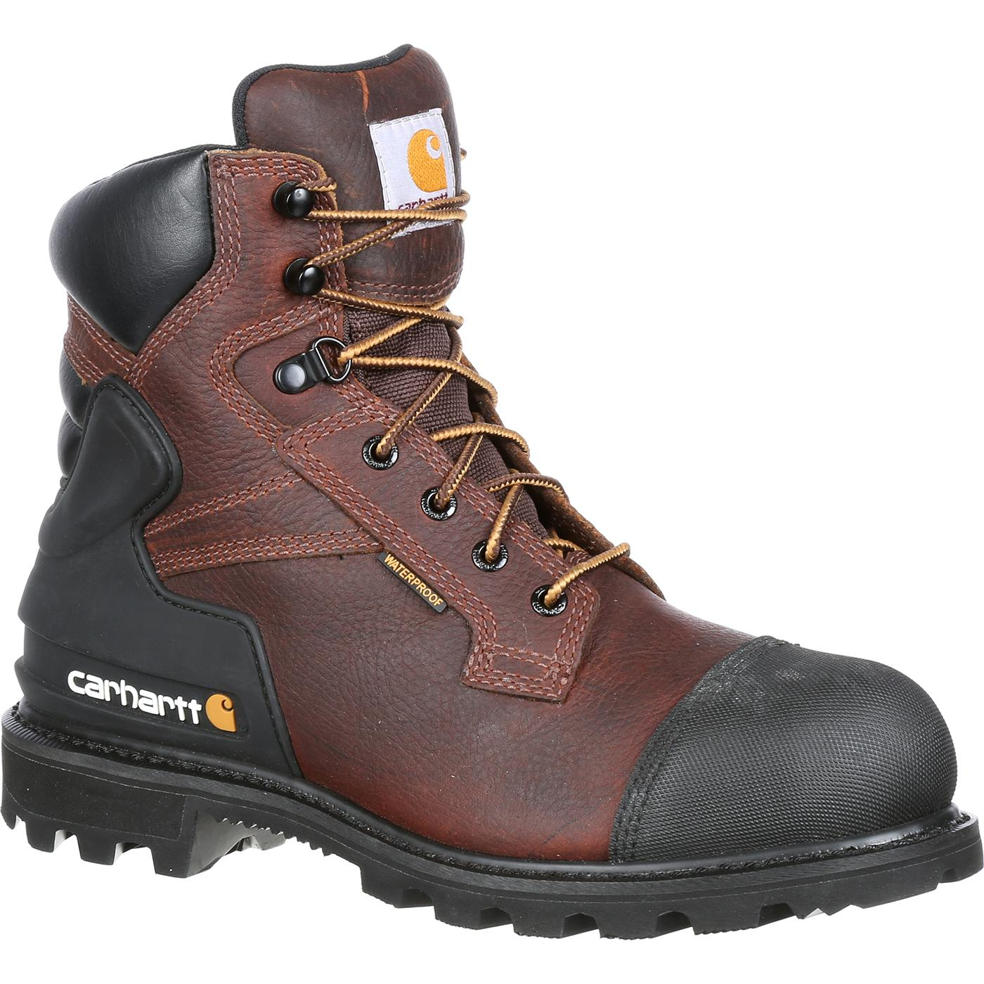 45890ee6a41 Carhartt CSA-Approved Steel Toe Puncture-Resistant Waterproof 400g  Insulated Work Boot