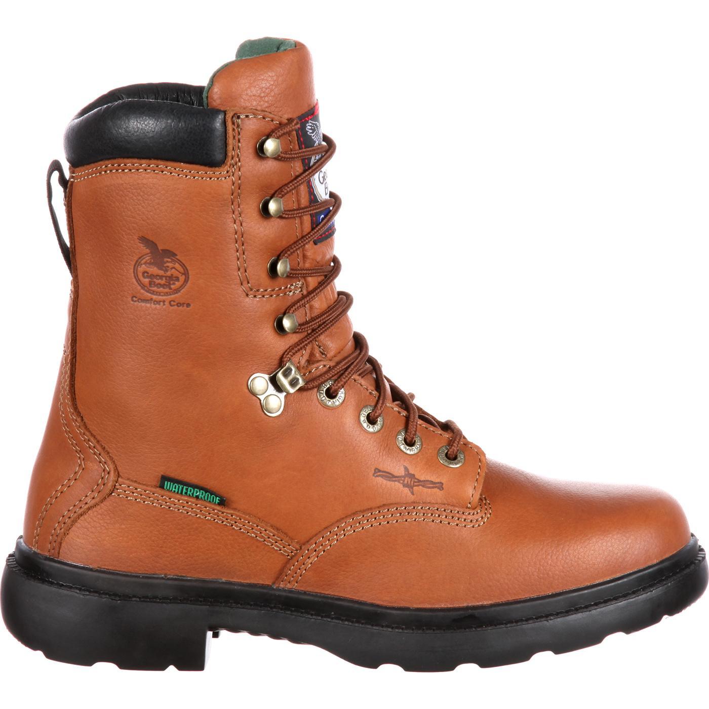 Fantastic  Boots Gt Georgia Boots Men39s Brown G5814 Farm Amp Ranch Wellingt