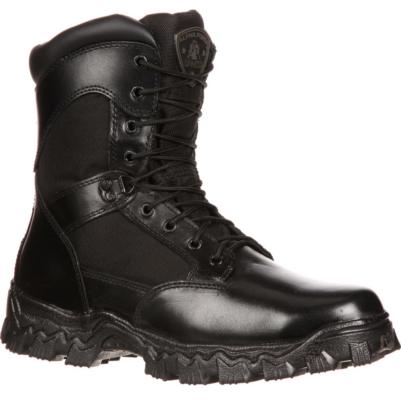 Side-Zipper - Boots