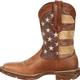 Lady Rebel™ by Durango® Women's Faded Union Flag Western Boot, , small