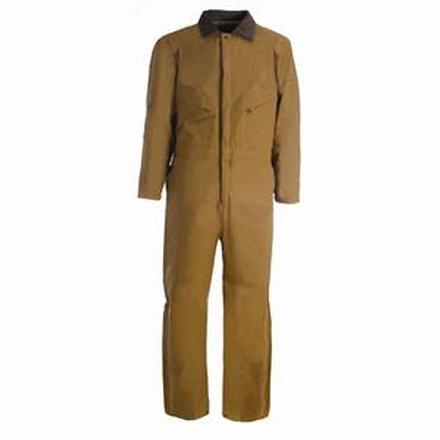 Berne Brown Deluxe Quilt-Lined Insulated Coverall