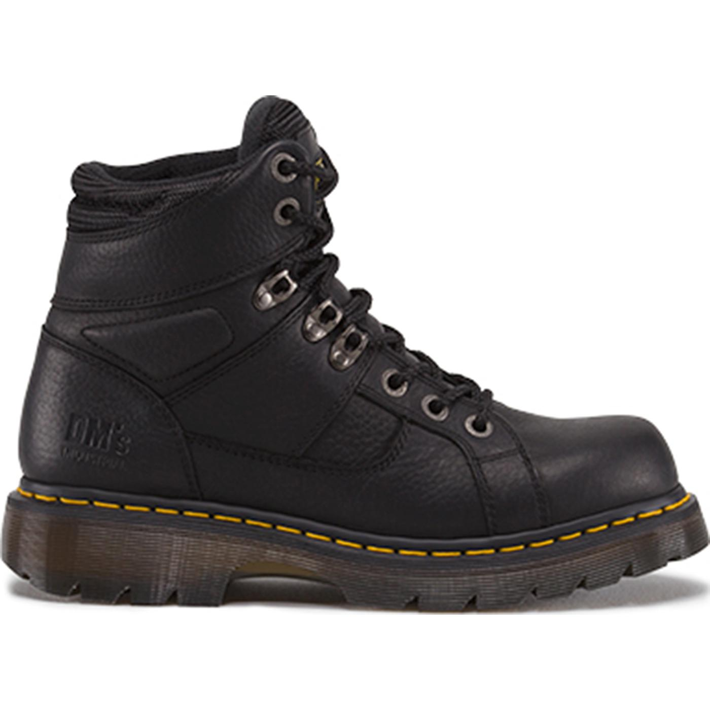 2e53b5a24db Dr. Martens Ironbridge Steel Toe CSA Approved Puncture-Resistant Work Boot