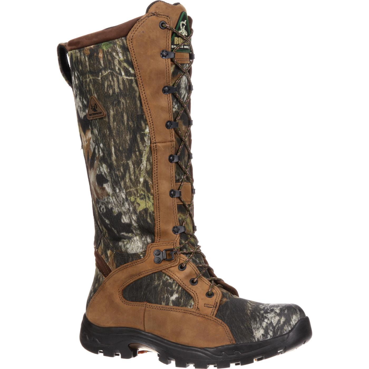 Men S Waterproof Snake Boots Rocky Boots Prolight Fq0001570