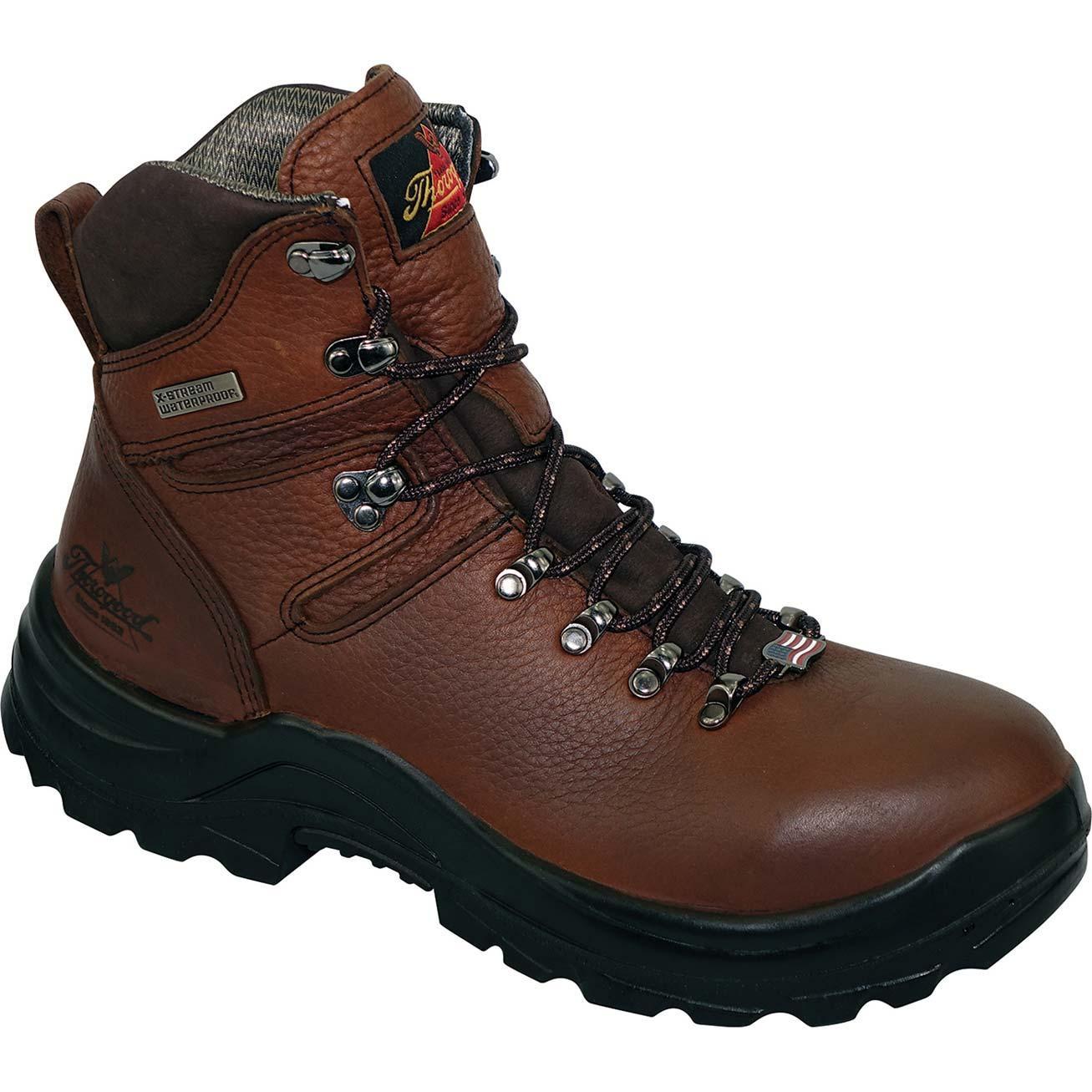 ce9fe6ed58c Thorogood Omni Steel Toe Waterproof Work Boot