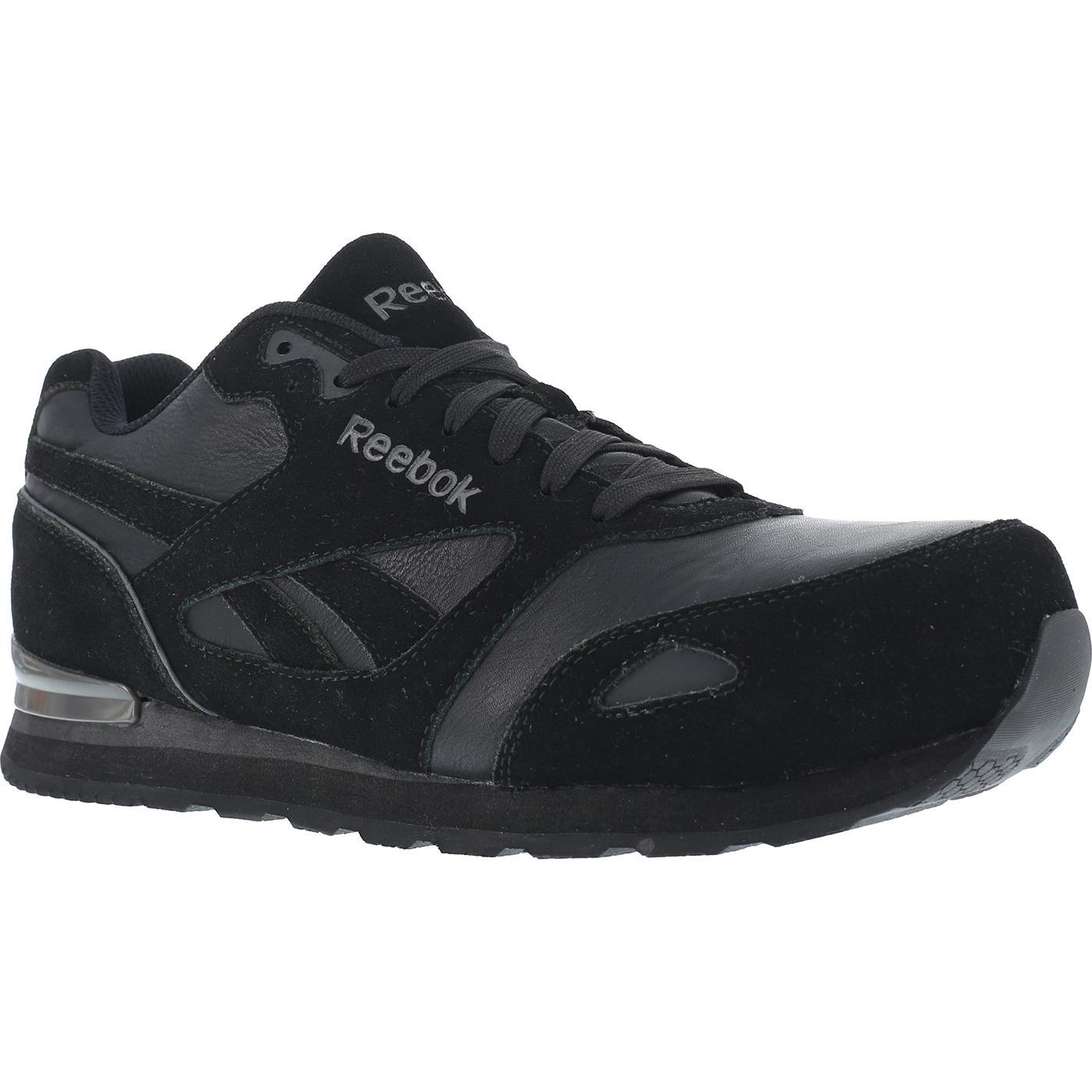 Reebok Prelaris Composite Toe SlipResistant Work Athletic Shoe  large
