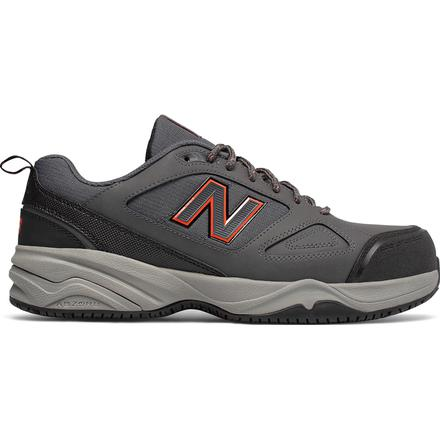 New Balance 627v2 Men's Steel Toe Slip Resistant Static Dissipative Athletic Work Shoes, , large