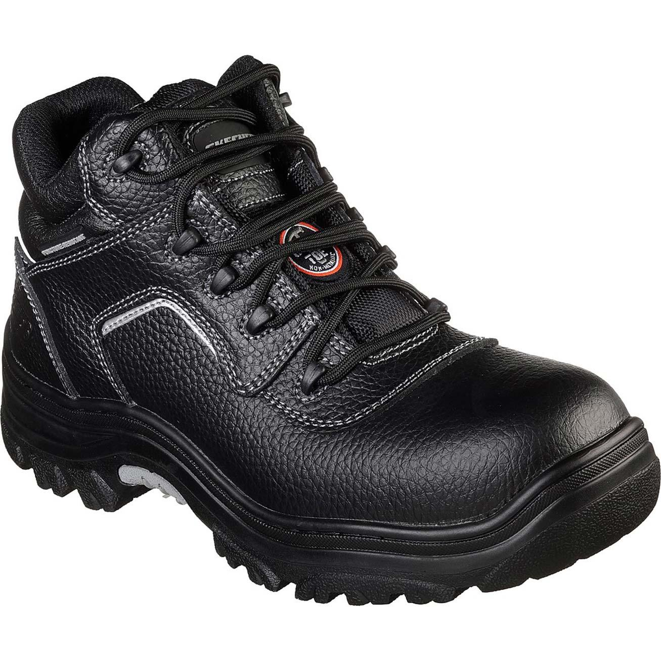 e1b045b71dc SKECHERS Work Burgin Sosder Composite Toe Puncture-Resistant Work Boot