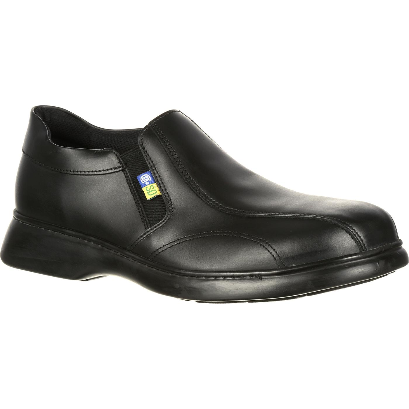 Mens Safety Shoes Slip On