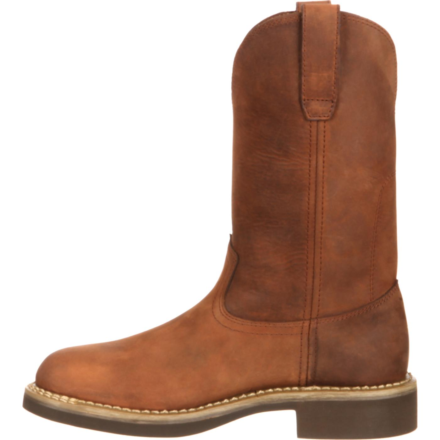 s carbo tec pull on work boot boot gb00003