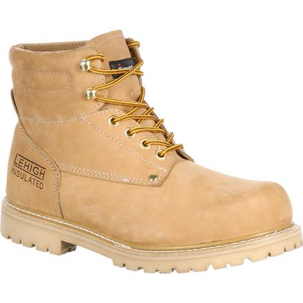 The Classic Work Boot Steel Toe Insulated Work Boot
