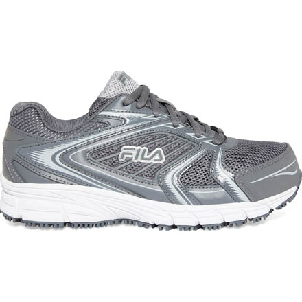 Fila Memory Reckoning 9 Women's Composite Toe Slip-Resistant Work Athletic Shoe