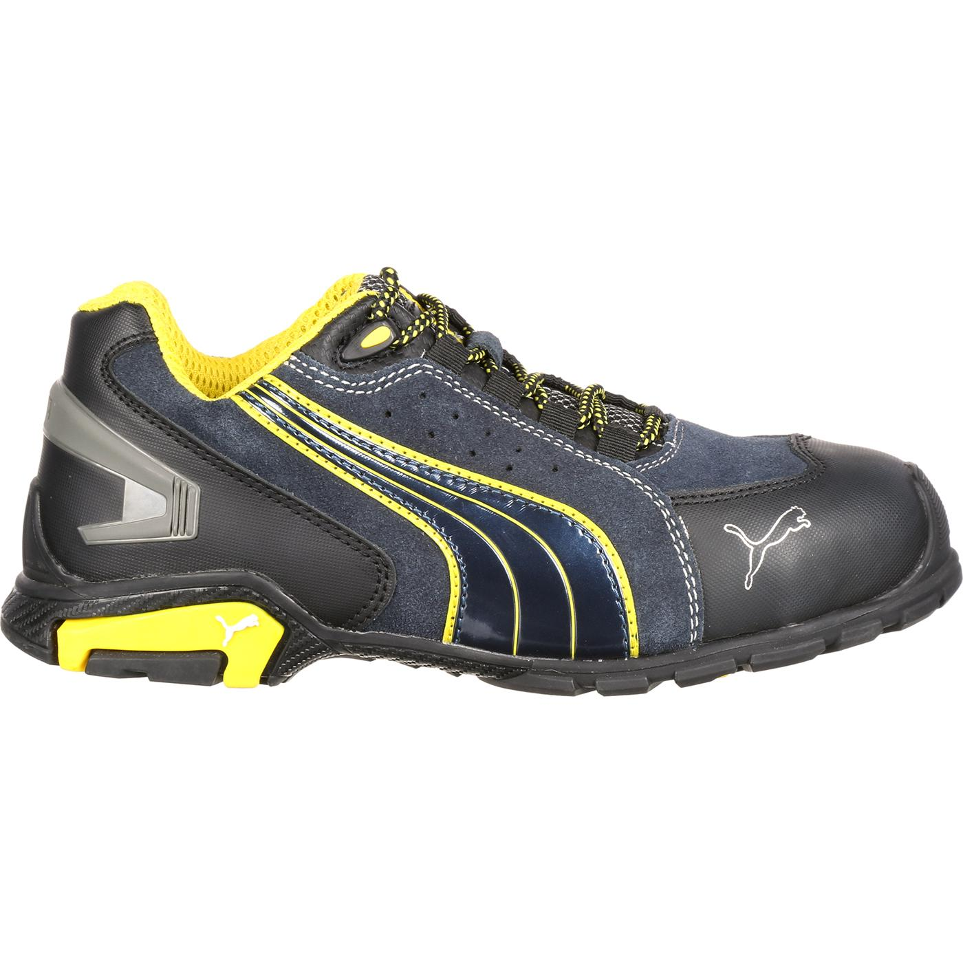 bcde20a32203ee ... Low Aluminum Toe Static-Dissipative Work Shoe