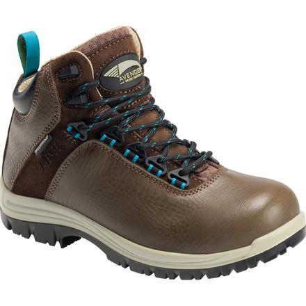 Avenger Breaker Women's Composite Toe Electrical Hazard Puncture-Resistant Waterproof Work Hiker