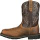 Ariat Sierra Wide Square Toe Steel Toe Puncture-Resistant Western Work Boot, , small