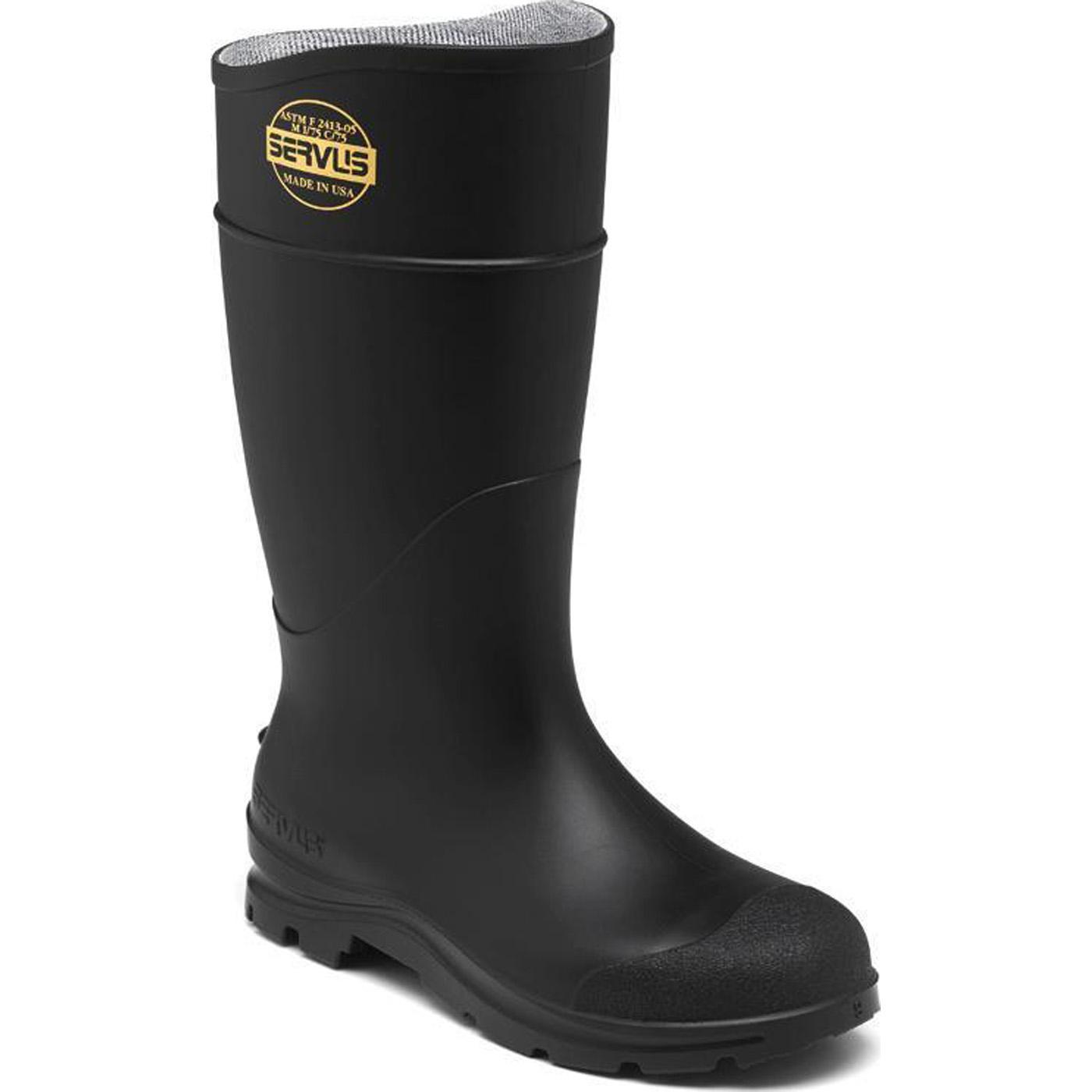 7f9432ec264 Servus® by Honeywell CT™ (Comfort Technology) Steel Toe PVC Waterproof Work  Boot