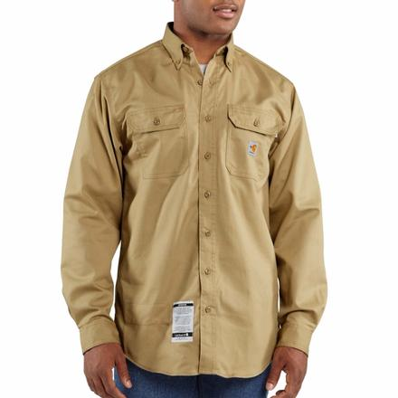 Carhartt Flame-Resistant Twill Shirt