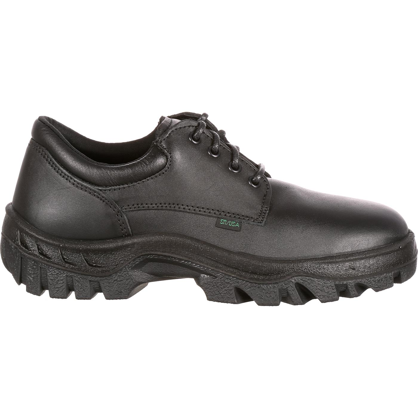 Safety Shoe Wide At The Toe